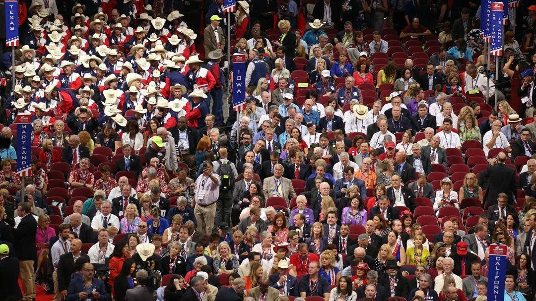 There's a possible norovirus outbreak at the Republican National Convention