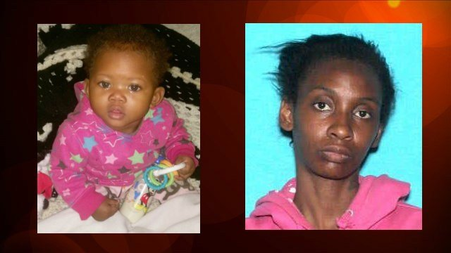 Missing Detroit baby found; Amber Alert canceled