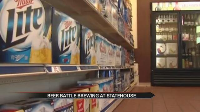Legislative Leaders Uncertain Of Cold Beer Controversy Solution
