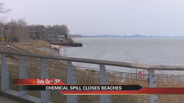 Chicago agency finds high chemical level in lake