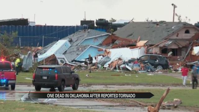 1 dead in Wisconsin; Elk City subdivision hit by tornado