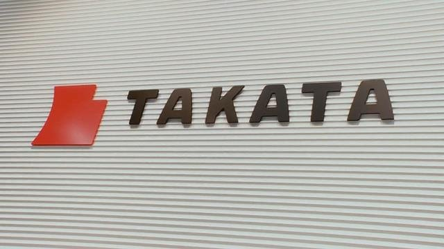 Car Companies Settle Takata Airbag Lawsuit for $553 Million