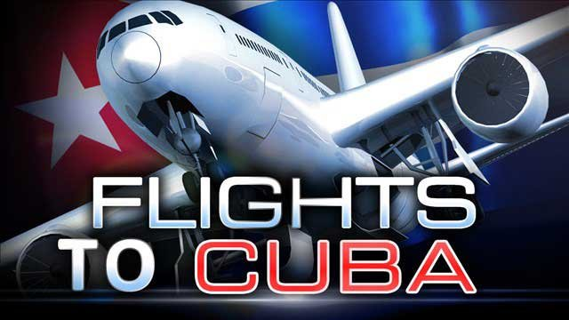 USA airlines sign up for commercial flights to Cuba