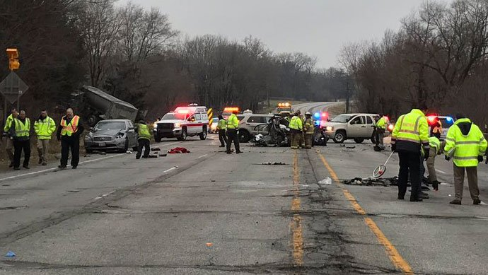 Three victims of fatal crash on us 20 identified abc57 for La porte county jail