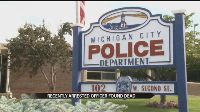 Michigan city police officer found dead in car abc57 for Laporte city police department